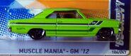 12-106 66 Nova Green CRBlkPR5s close