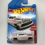 2018 Red Edition 53 chevy carded