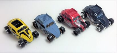 Custom VW Beetles. By 1stEd.