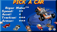 Rigor Motor VXG