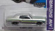 '70 Monte Carlos - ZAMAC - Card