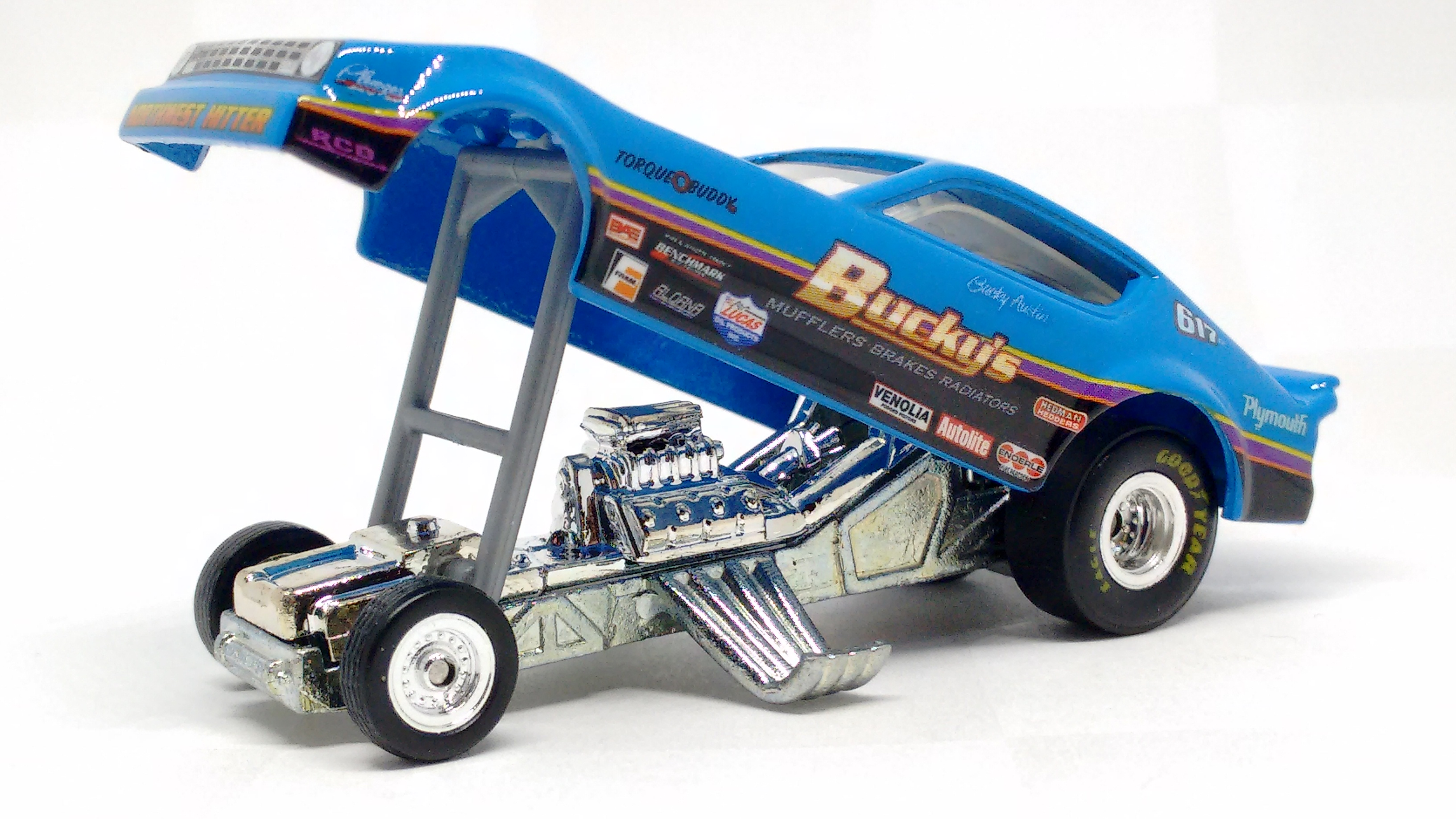 '77 Plymouth Arrow Funny Car