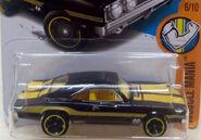 69 Dodge Charger 500 Black MoonEyes
