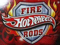 Hot Wheels 2009 Fire Rods Card