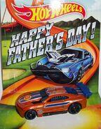 HW-Happy Fathers Day-Custom '11 Camaro.