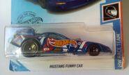 (2) Mustang Funny Car 2019 HW Race Team 4-10 212-250
