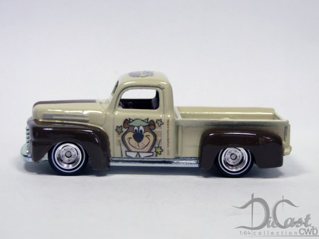 HOT  WHEELS 49 Ford T1