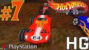 Hot Wheels Turbo Racing (Part 7 - FINALE) - Dude Tier Codes - HGPlay
