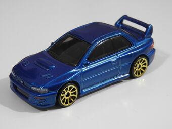 NG144 Hot Wheels Modern Classics /'98 Subaru Impreza 22B STI-Vesion