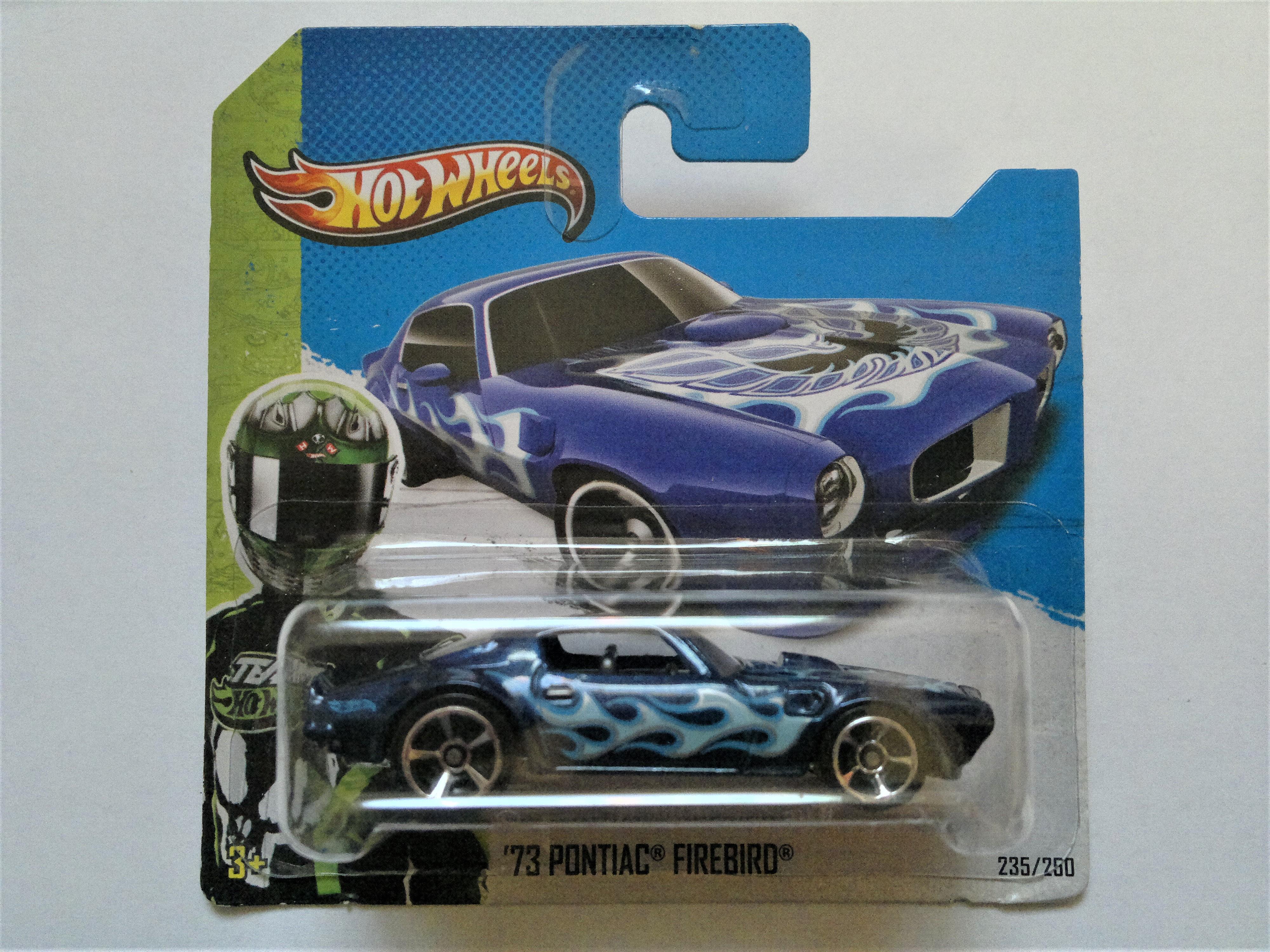 '73 Pontiac Firebird
