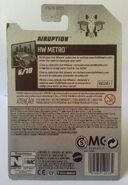 (CR) Airuption 2019 (2nd color) HW Metro 6-10 120-250
