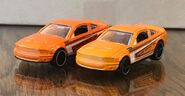 07 Shelby GT500 multipack orange