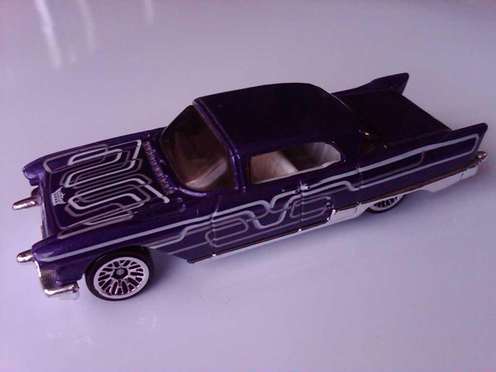 '57 Cadillac Eldorado Brougham