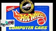 Hot Wheels Computer Cars- Presenting Rigor Motor
