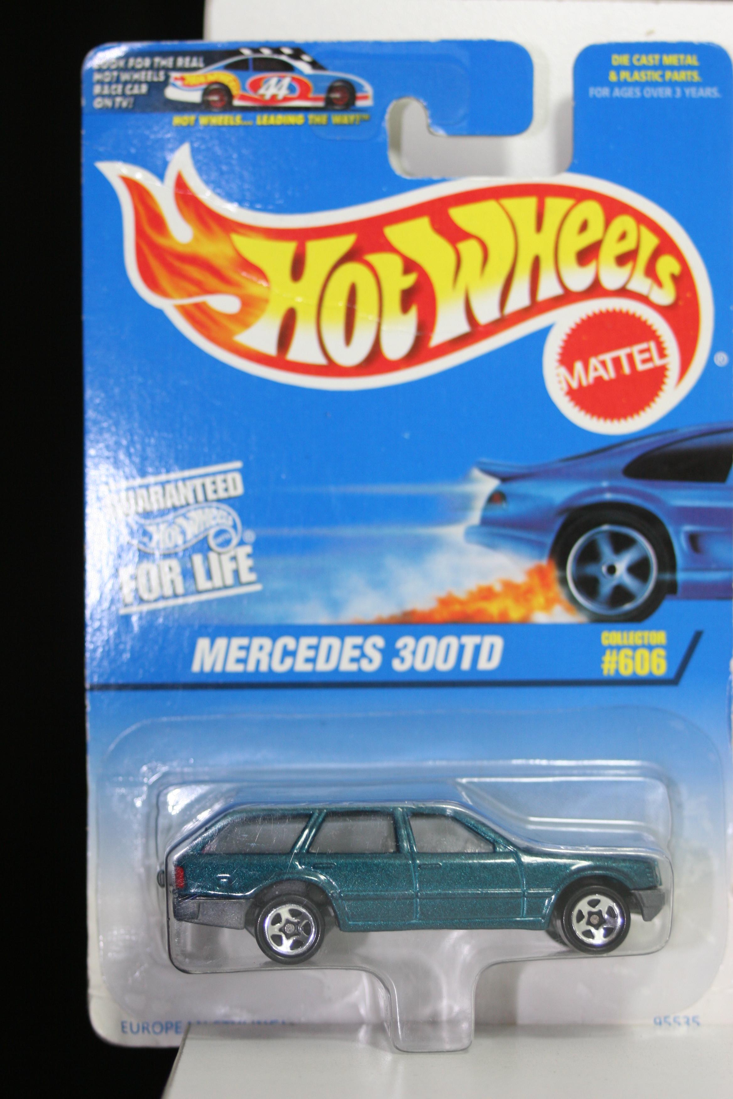 Mercedes 300TD