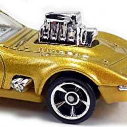 2017 Hot Wheels/'68 CORVETTE Gas Monkey Garage Midas BEST DEAL MOSC super rare