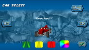 Corc Rod Track Attack