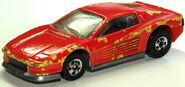 Ferrari Testarrosa RedCC