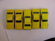 Monte carlo group yellow shot