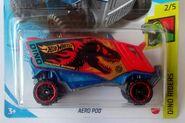 (2) Aero Pod 2021 Dino Riders 2-5 26-250