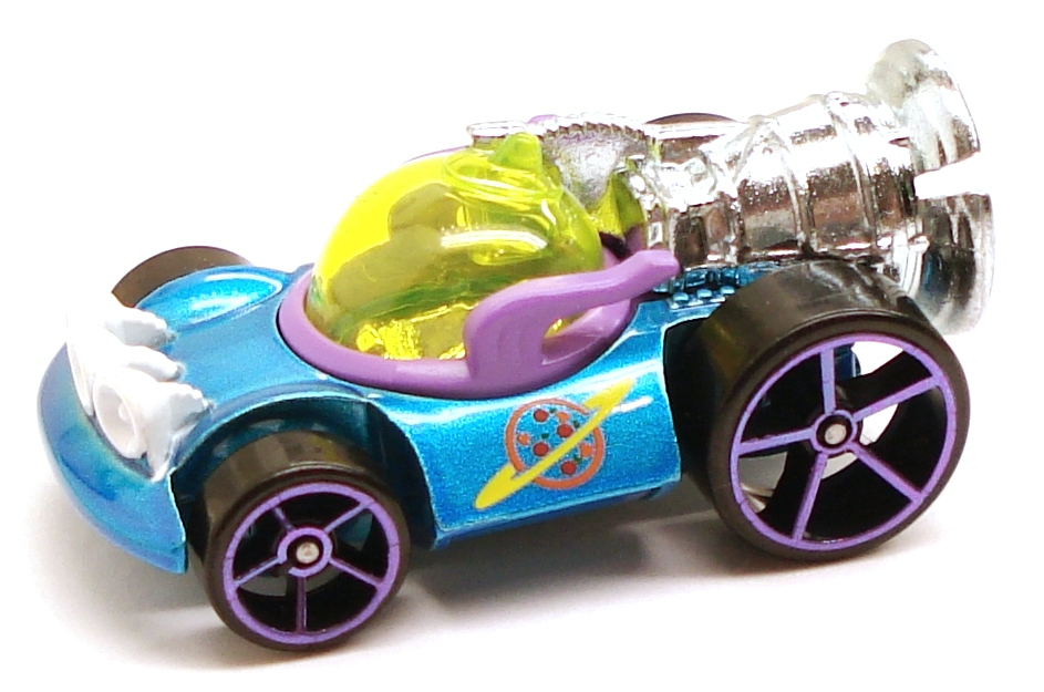 Little Green Speedster