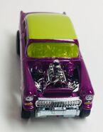 '55 Chevy Belair GasserFront