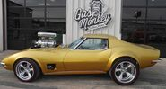 1968 Corvette - Custonisado