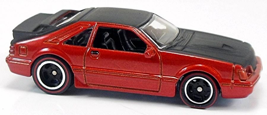 '84 Mustang SVO