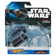 DXX56 Darth Vader's TIE Advanced X1 Prototype package front