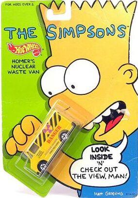 1990 the simpsons homers waste van.jpg