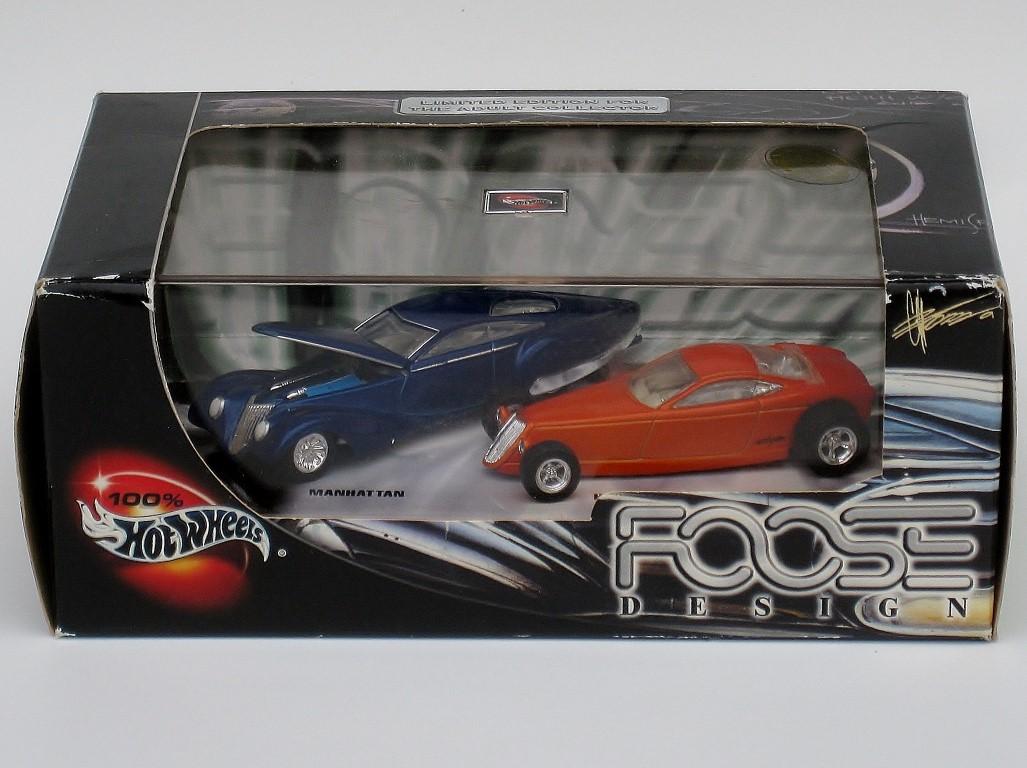 Foose Design 2-Car Set