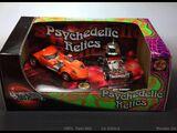 Psychedelic Relics 2-Car Set