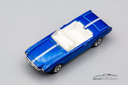 T9969 - 63 Ford Mustang II Concept-1-2