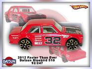 2012 Faster Than Ever Datsun Bluebird 510