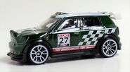 Mini WRC. Hunter Green.2