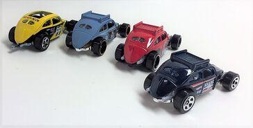 Custom VW Beetles. By 1stEd.3