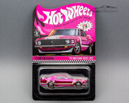 GLH81 - 70 Ford Mustang Boss 302 Carded-1