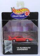 '70 Plymouth Superbird - 1999 Cool Collectibles - Orange.jpg