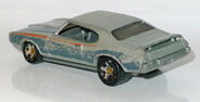 69' Pontiac GTO (4073) HW L1170762