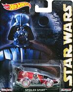 Spoiler Sport Hot Wheels Pop Culture Star Wars 2015