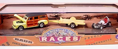 A Night At The Races 3-Car Set