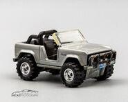 BDV07 - 67 Ford Bronco (2014)-1