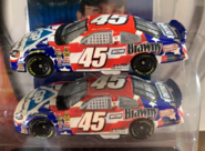 The diffrent 45 cars