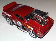 Tooned '69 Camaro Z28