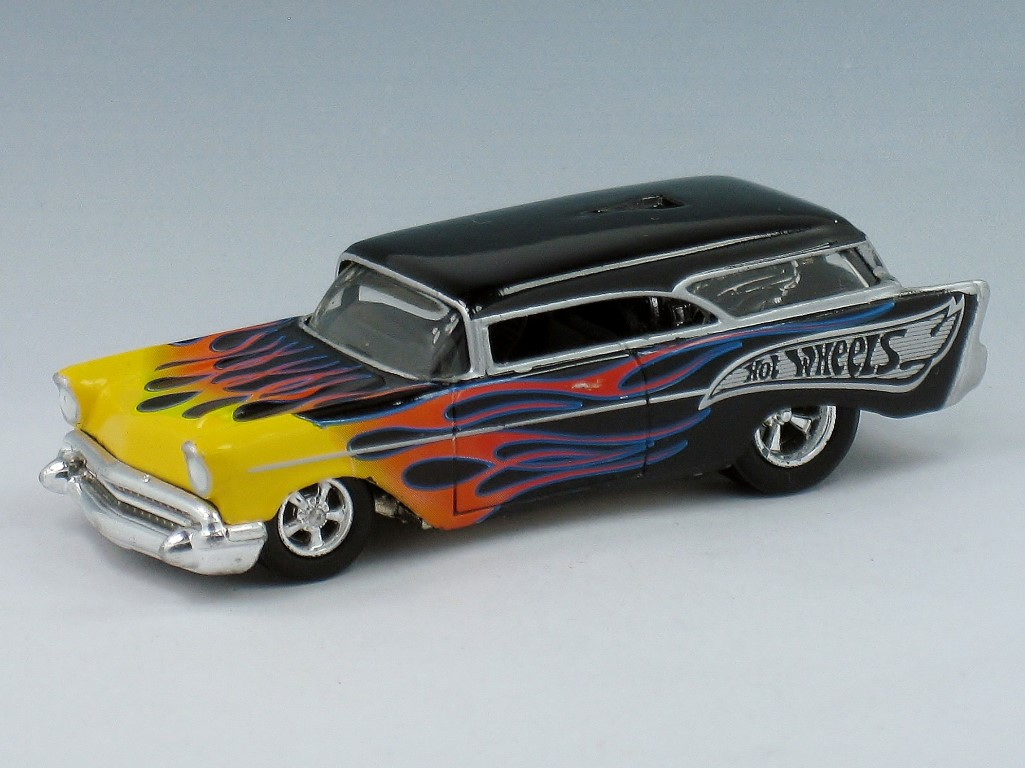 1957 Chevy Nomad Custom
