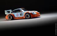 2016 RLC Gulf Racing Porsche 993 GT2 2
