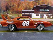 70 Plymouth Orange