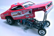 Mongoose legends 1-24 scale body up