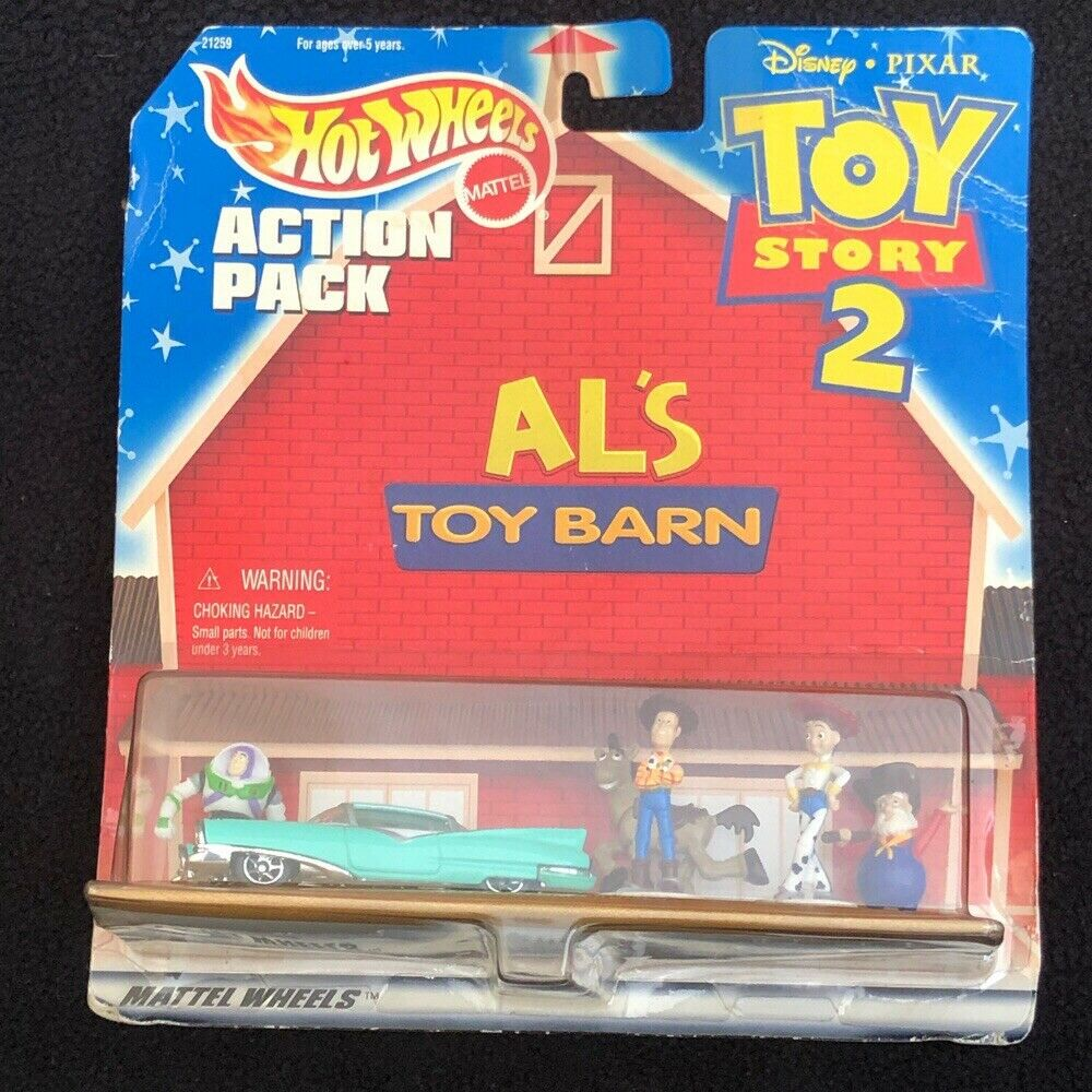 Toy Story 2 Action Pack