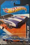 HW-2011 '69 Pontiac GTO